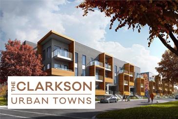 The Clarkson Urban Towns Exterior