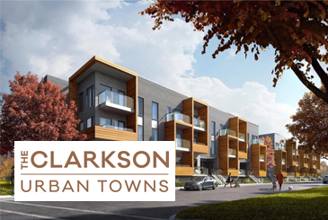 The Clarkson Urban Towns Exterior