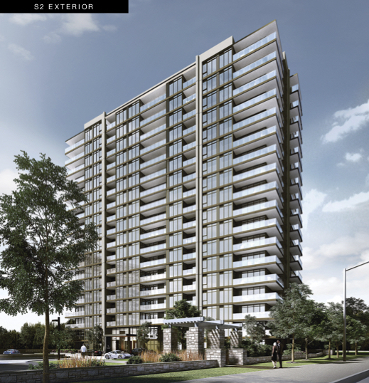 S2 at Stonebrook Full Exterior Rendering