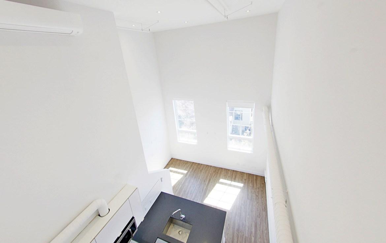 Dundurn Lofts Unit Second-Floor View