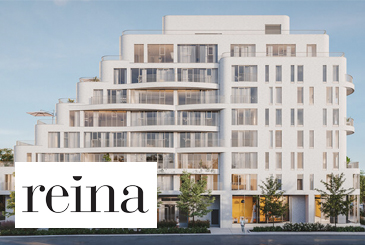 Reina Condos in Toronto, the first all-female development in Canada