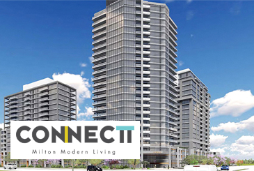 Connectt Milton Condos and Townhouse