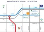 promenade-park-towers-location-map
