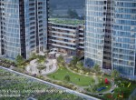 rendering-promenade-park-towers-outdoor-green-roof-terrace-dusk-view
