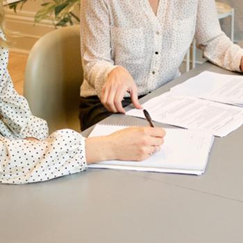 Real Estate Interim Occupancy documents.
