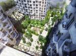rendering-abeja-district-condos-aerial-courtyard-playground