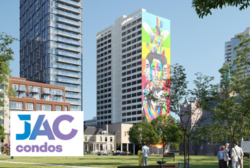 JAC Condos in Toronto by Graywood Developments