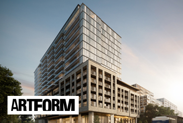 Artform Condos in Cooksville by Emblem