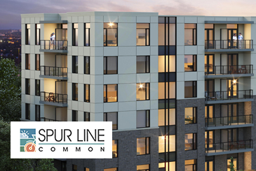 Spur Line Common Condos in Waterloo-Kitchener