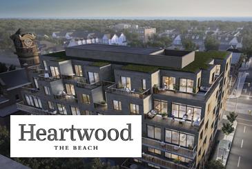 Heartwood the Beach Condos in Toronto
