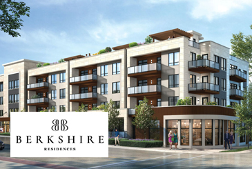 The Berkshire Residences by Rise Developments