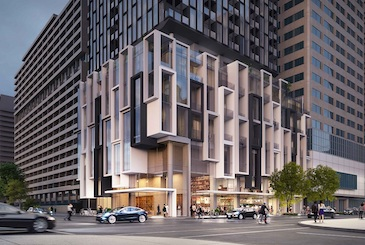 36 Eglinton West Condos in Toronto by Lifetime Developments