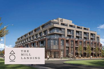 The Mill Landing Condos in Georgetown