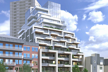 276-290 Merton Condos by Rockport Group in Toronto.