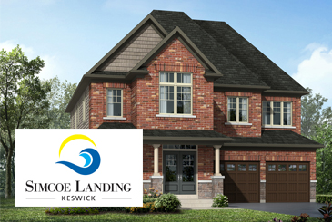 Simcoe Landing Homes by Aspen Ridge