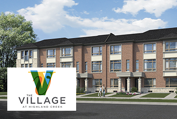 The Village at Highland Creek by Your Home Developments in Toronto
