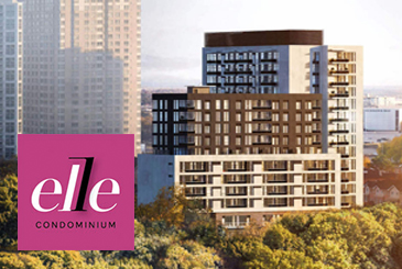 Elle Condominium by iKore Developments Ltd. in Scarborough