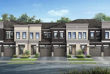 Modo Towns by Kaitlin Corporation in Bowmanville