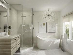 Twelve Oaks Towns suite bathroom