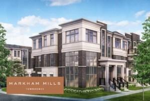 Markham Mills Towns Treasure Hill