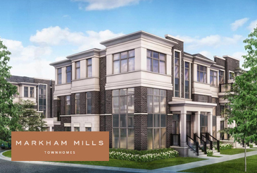 Markham Mills Towns Treasure Hill