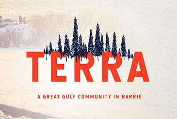 Terra Barrie Towns, Semis and Singles by Great Gulf Homes