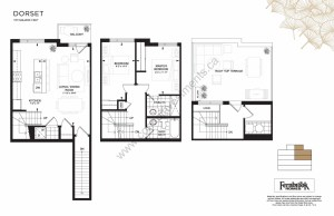 The Crawford Towns floor plan Dorset