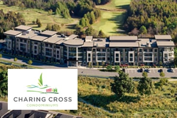 Charing Cross Condominiums in Oshawa by Lancaster Homes