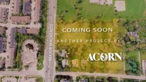 Arnold & Major Mackenzie by Acorn Developments