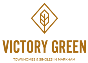 Victory Green Townhomes & Singles in Markham