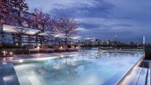The Dupont Condos Pool