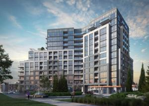 Rendering of Stella at Southside Condos