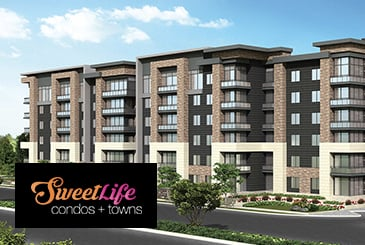 SweetLife Condos and Towns in Scarborough by Your Home Developments