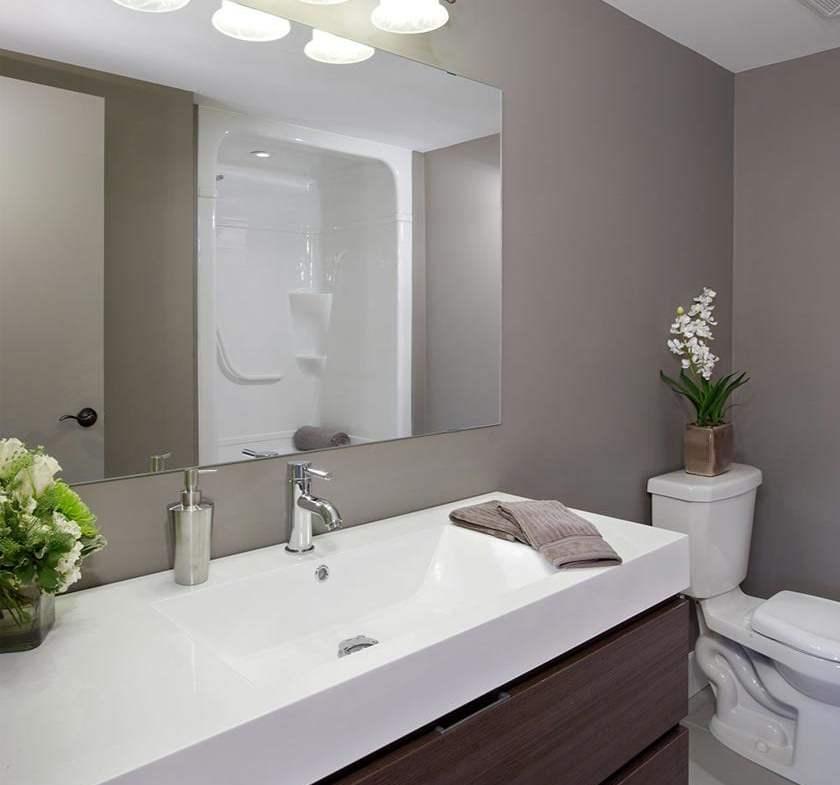 Treetops Condos bathroom