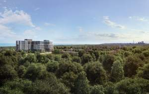 Rendering of The Narrative Condos in Scarborough