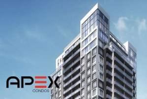 Apex Condos by Coletara Development in Hamilton