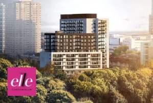 ELLE Condos in Toronto by iKORE Developments Ltd.