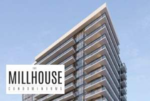 The Millhouse Condos in Milton by Fernbrook Homes