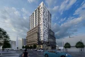 Bathurst & Richmond Condos in Toronto by Originate Developments Inc.