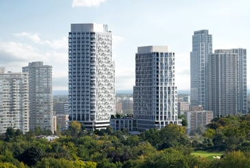 Westerly 2 Condos by Tridel and Hollyburn Properties in Toronto