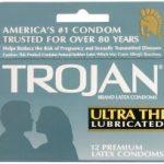 Trojan Ultra Thin Lubricated