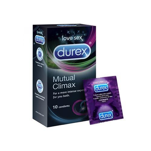 Durex Mutual Climax condooms 10 stuks
