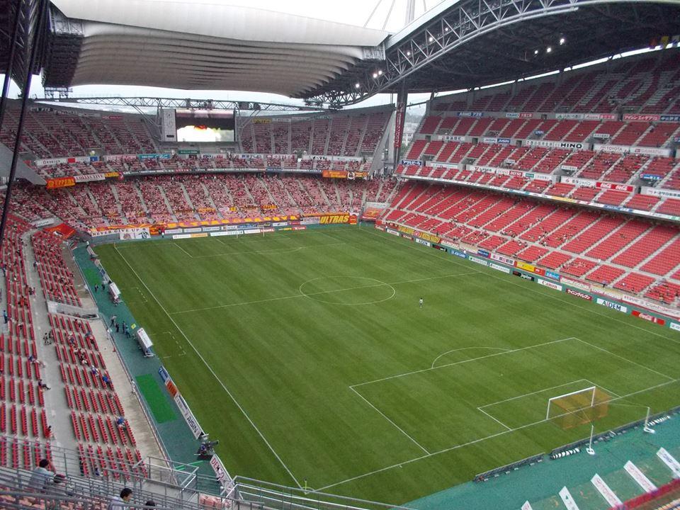 豊田スタジアム~日本最高峰の専スタ、でもアクセスが~
