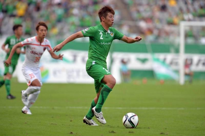 No.2 DF 安西幸輝