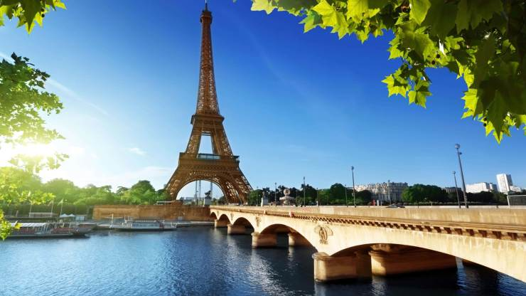 places to visit in france