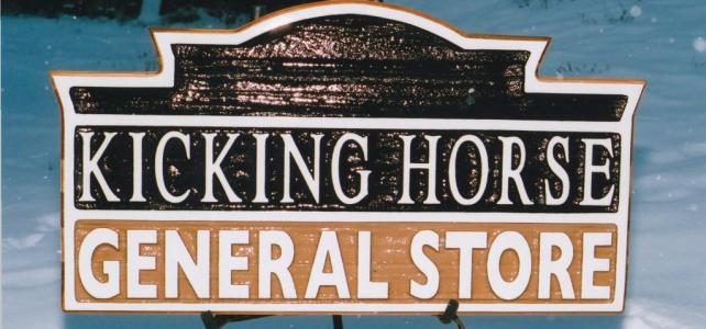 Kicking Horse General Store