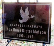 granite grave marker/memorial plaques supplied by Condor Signs Veron Bc.