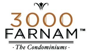 3000 Farnam Logo - No Oval