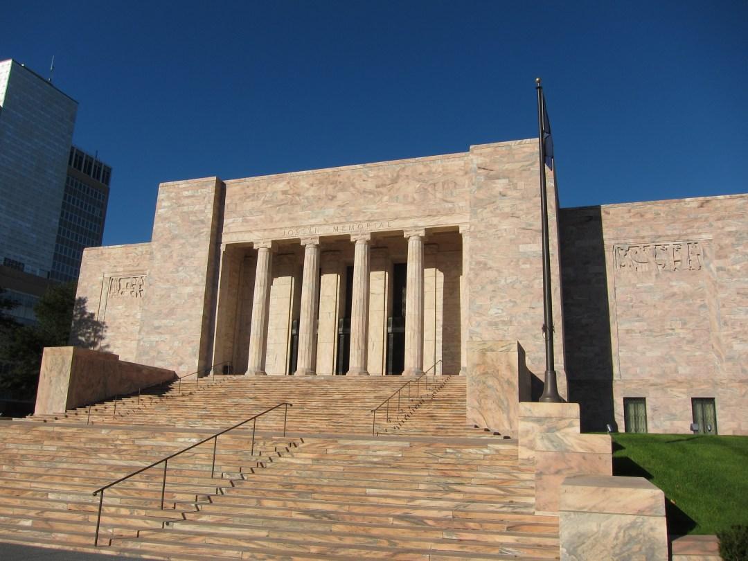 Joslyn Art Museum Omaha Nebraska