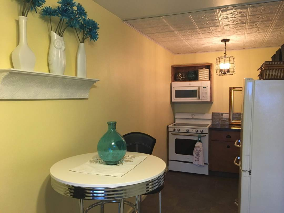 Improvements to The Mini Groovy Kitchen 1